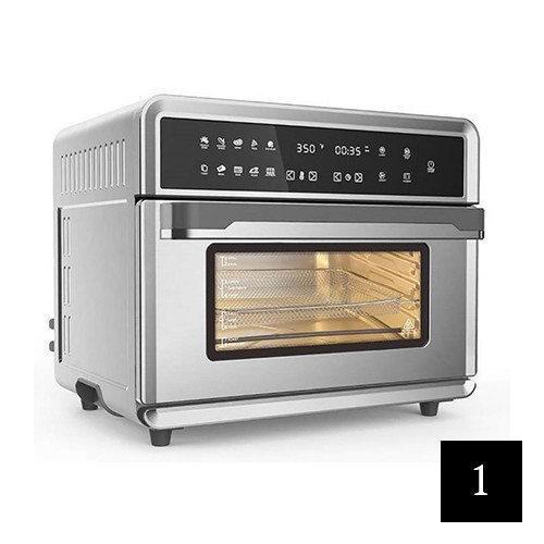 Aria Air Fryer Toaster Oven