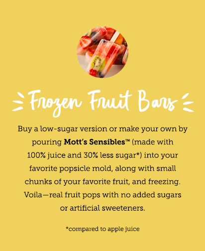 Frozen Fruit Bars
