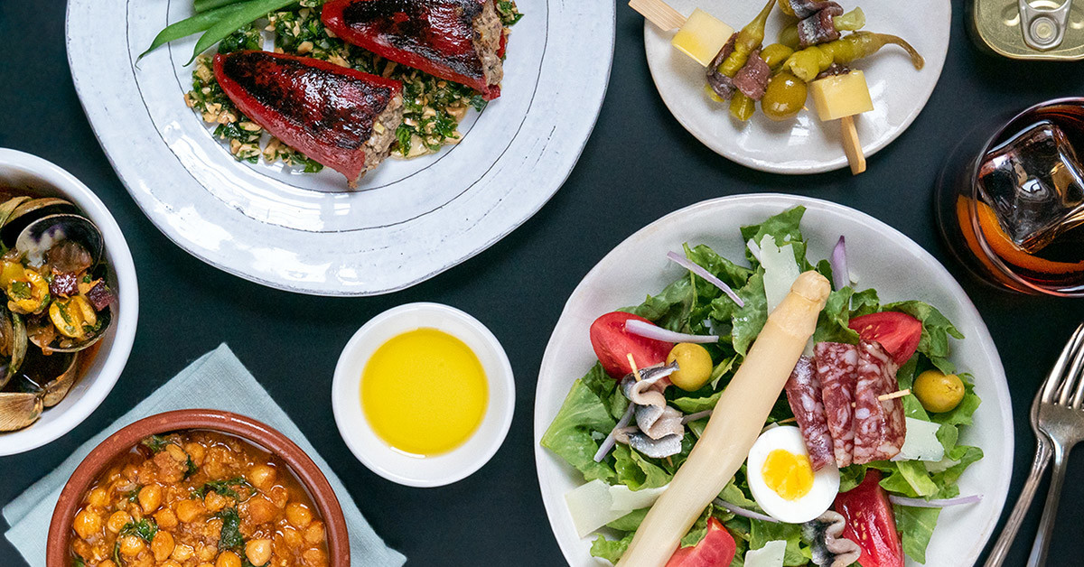 Simple Spanish Dishes That Celebrate the Healthful Spirit of the Mediterranean