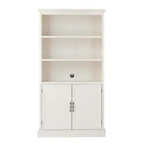 Home Decorators Collection 3-Shelf Standard Bookcase