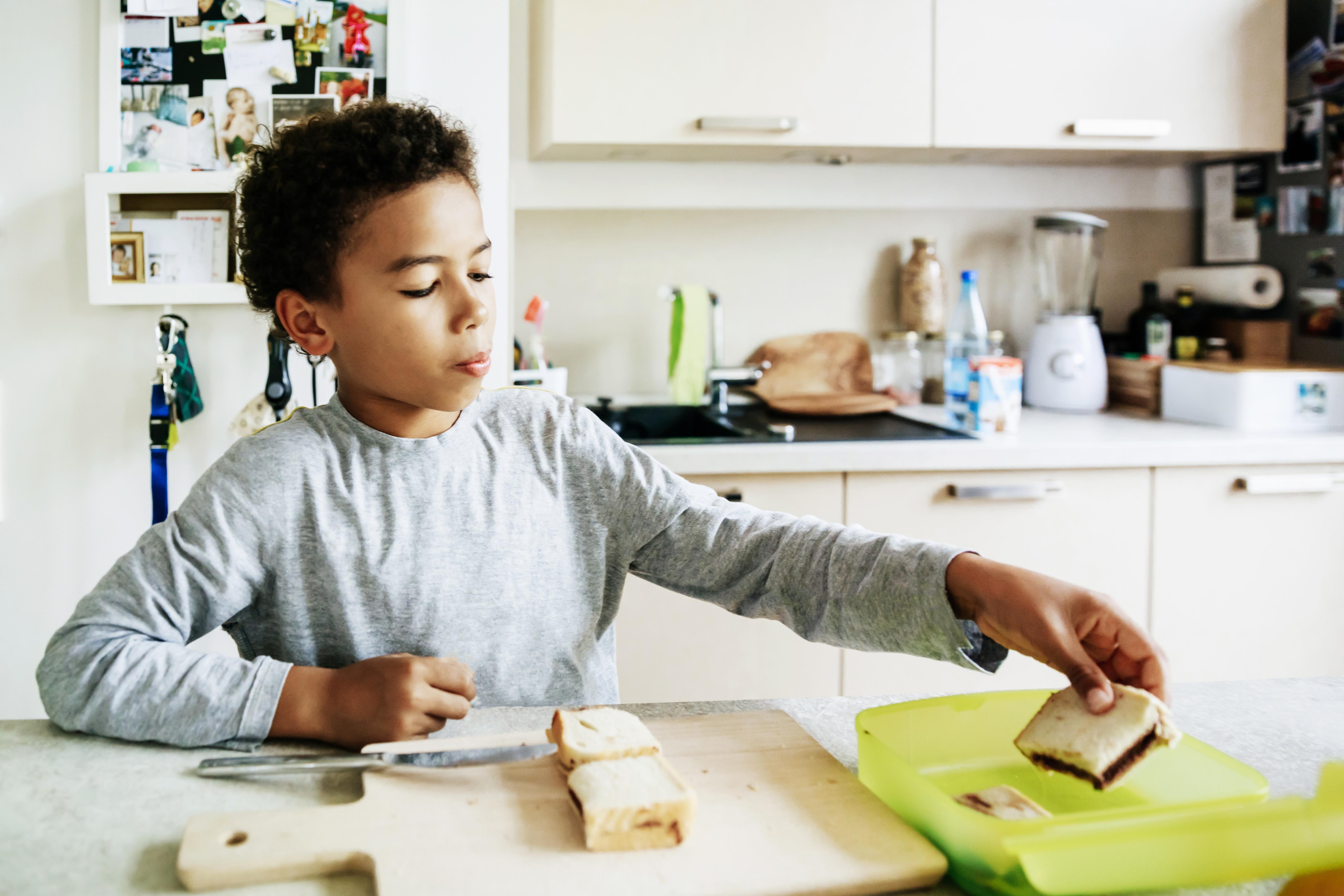 child an lunchbox
