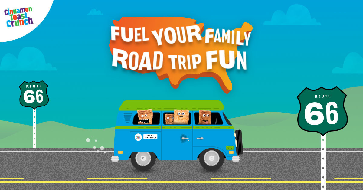 Fuel Your Family Road Trip Fun