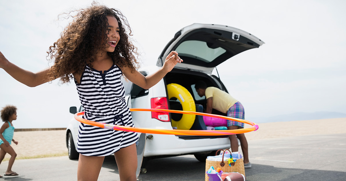 This Checklist Will Get Your Family Road-Trip Ready