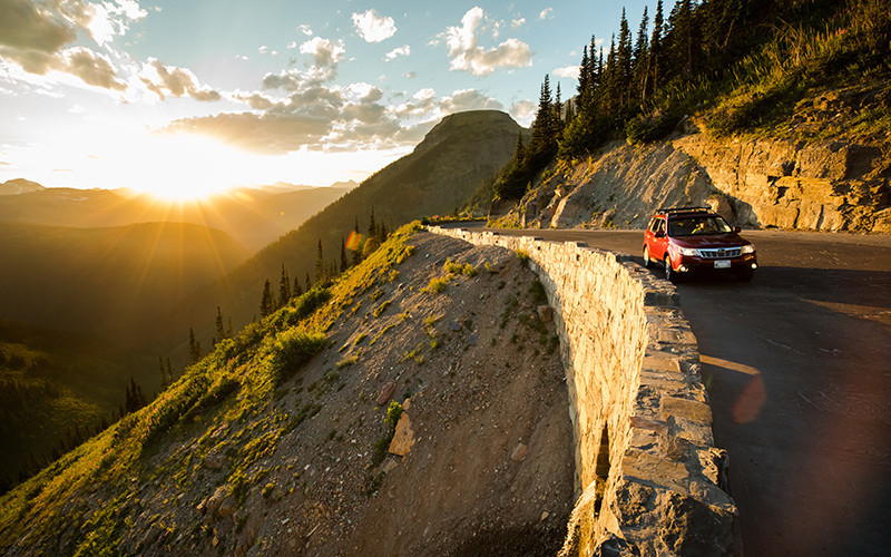 We partnered with Visit Montana to chronicle three of the must-see road trips in the state. Find even more adventures in Big Sky Country here.