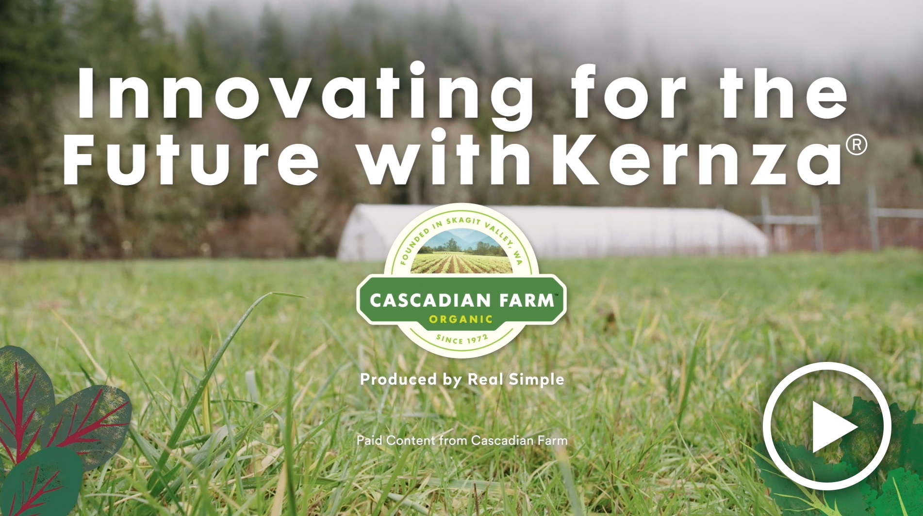 The Magic of Organic: Innovating for the Future with Kernza®