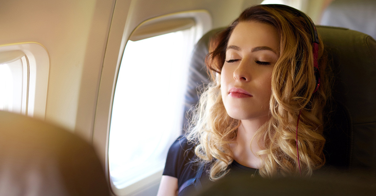 How Top Executives Use Flight Time to Unplug and Recharge