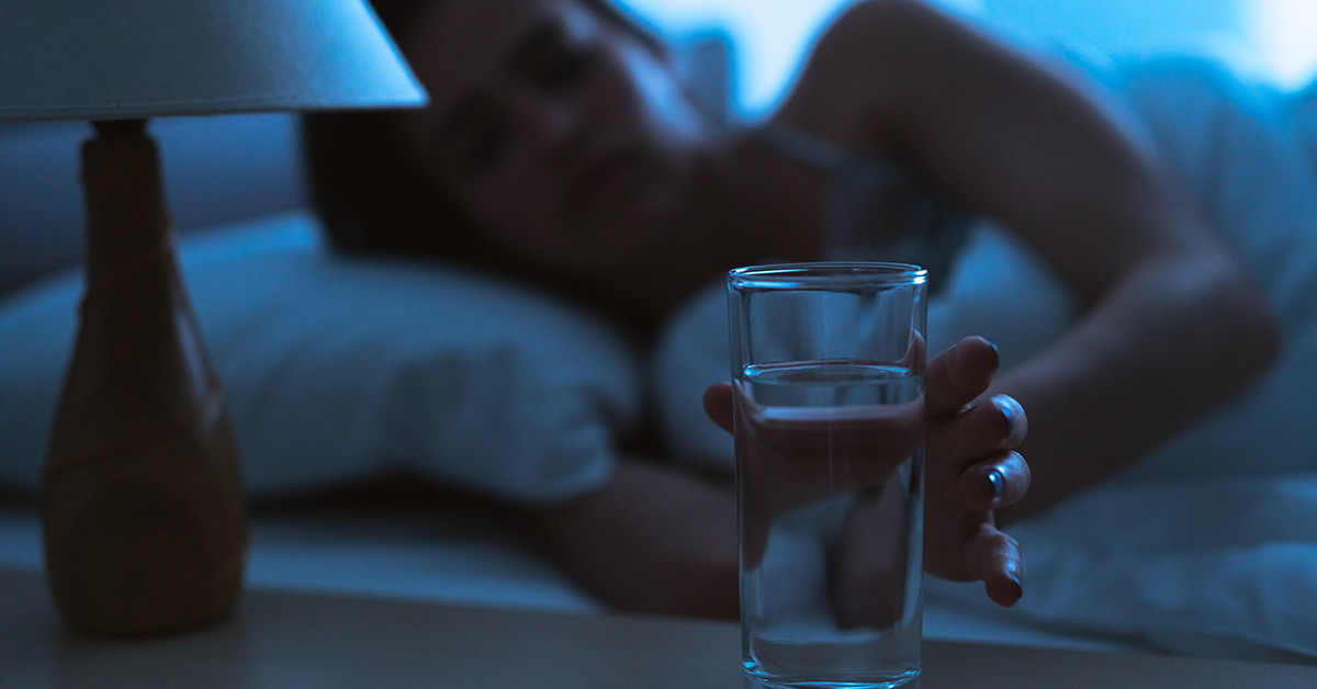 6 Reasons You Might Be Waking Up in the Night