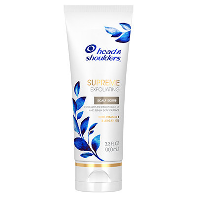 Head & Shoulders Supreme Exfoliating Scalp Scrub Treatment