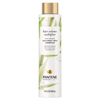 Pantene Hair Volume Multiplier Shampoo with Bamboo