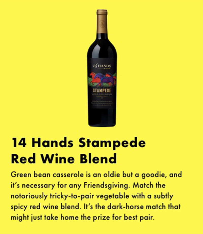 Red Wine blend