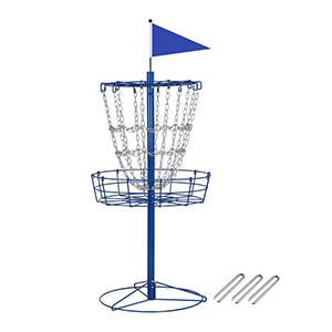 SmileMart Disc Golf Goal Target Practice