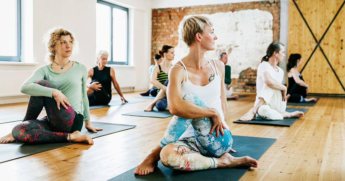 What's the Difference Between All the Types of Yoga?
