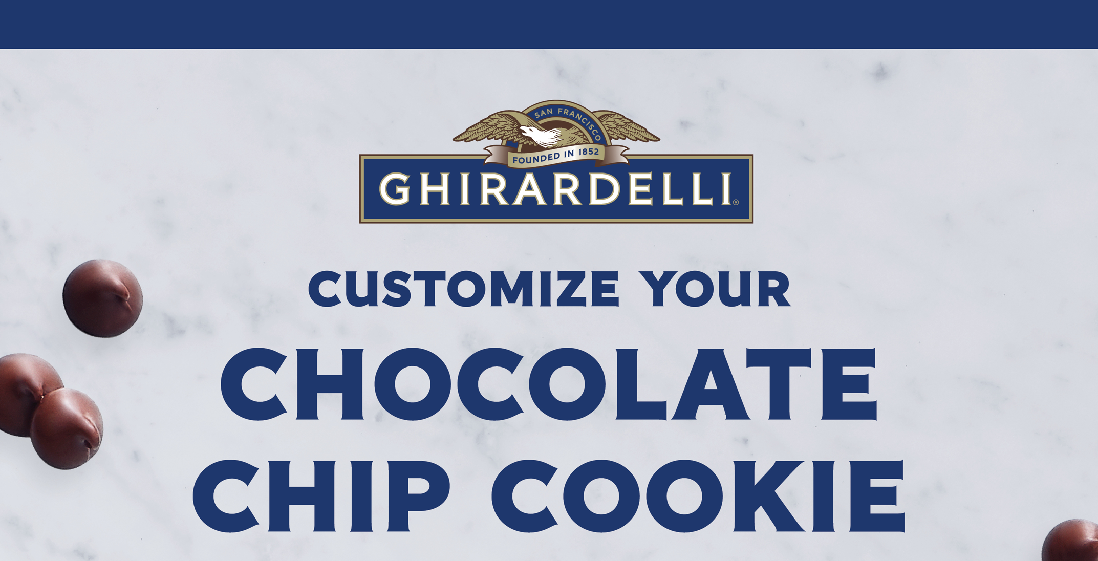 Ghirardelli Grand Chip Cookies