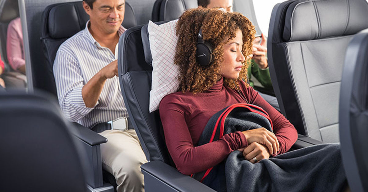 Everything You Need to Know About American Airlines Premium Economy Experience