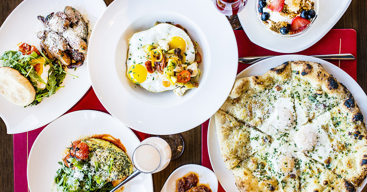 The Best Things to Eat at Giada's Newest Baltimore Brunch Spot