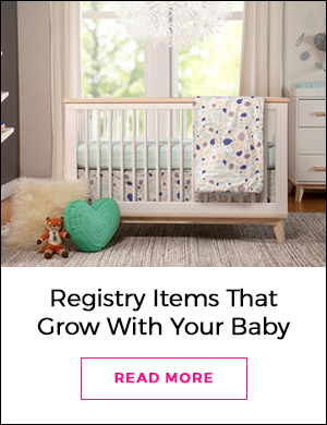 registry items that grow