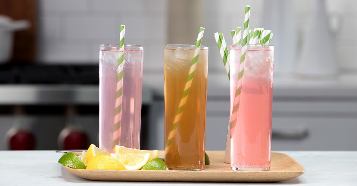 Sip Into Summer: Easy + Refreshing Mocktails
