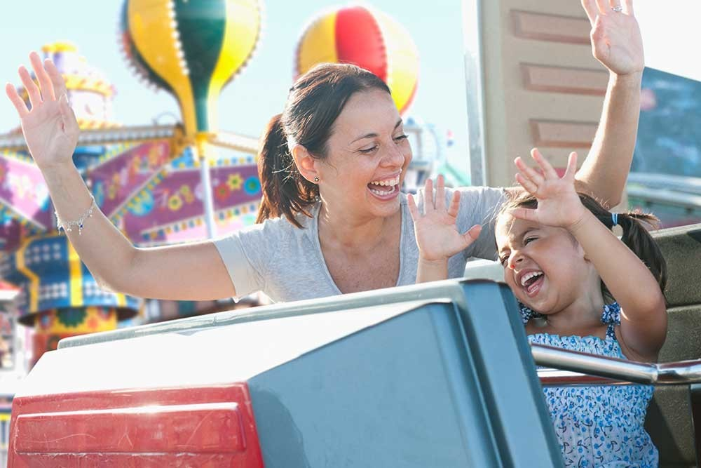 12 Great Ideas for Parent-Child Dates