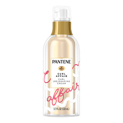 Pantene Curl Affair Curl (Re)Shaping Cream