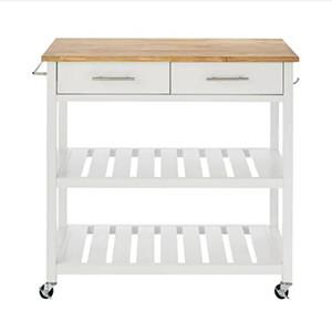 StyleWell Glenville Kitchen Cart