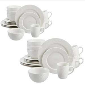 Home Decorators Collection Leighton 32-Piece Dinnerware Set