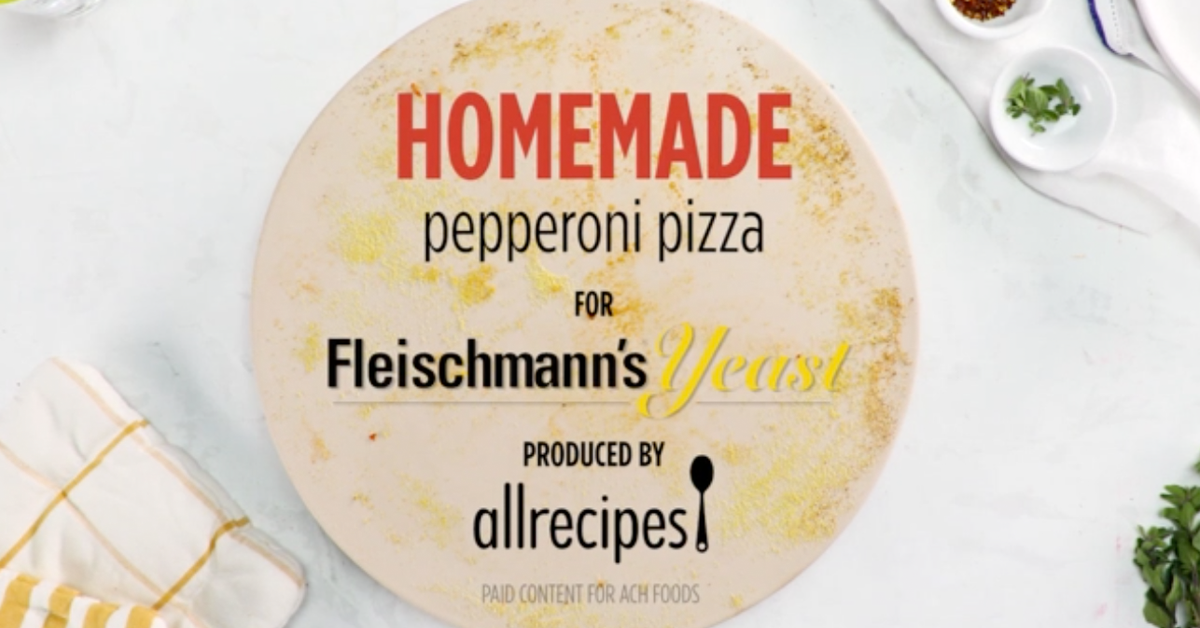 Life is too short for bad pizza. Make a homemade crust.