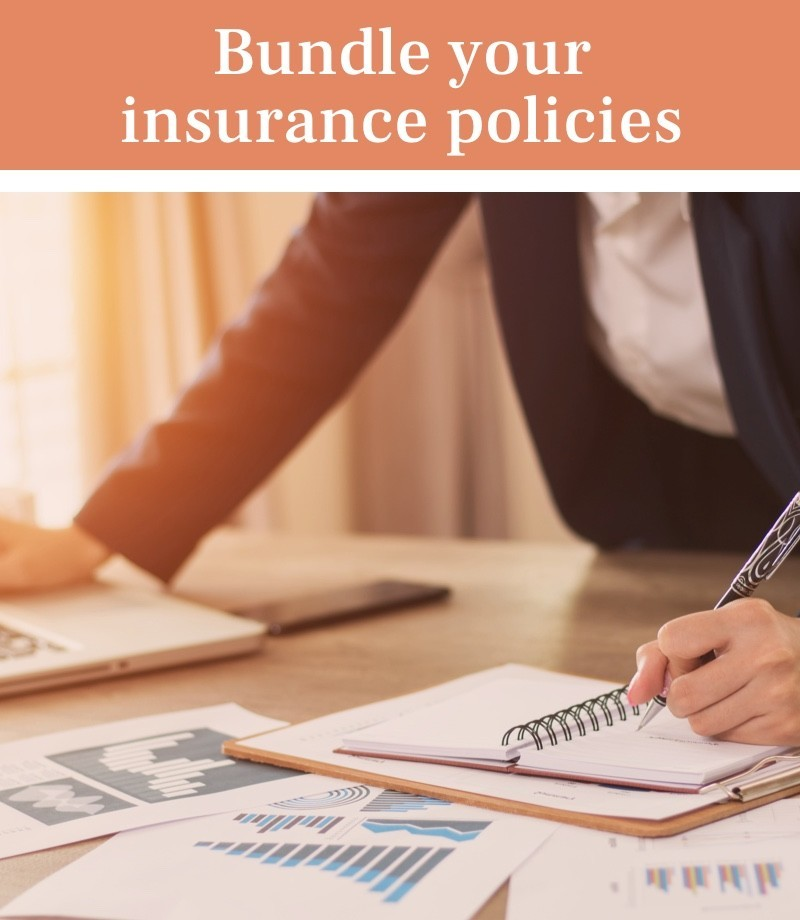 Bundle your insurance policies
